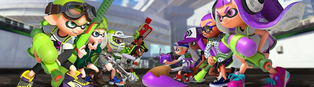 Review: Splatoon on Wii U