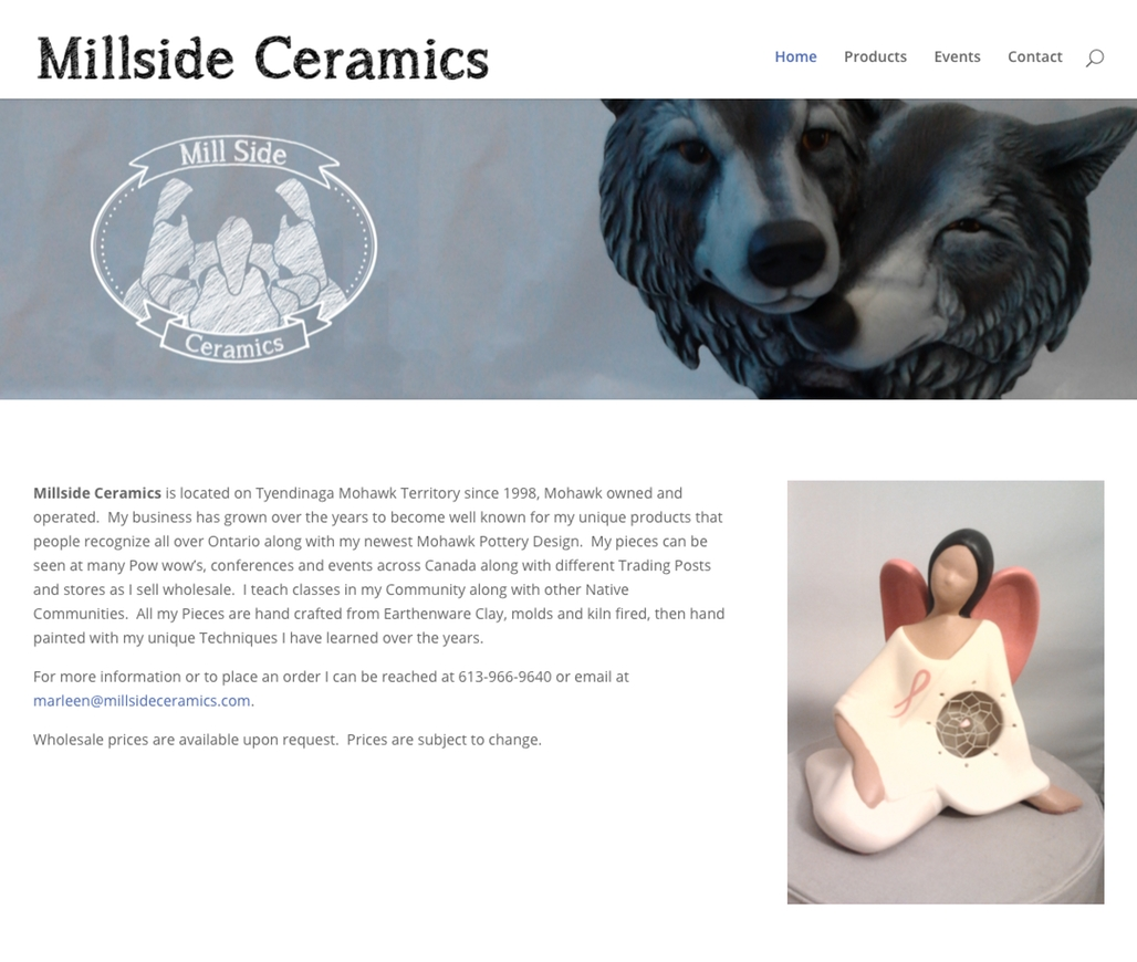 Millside Ceramics Home Page