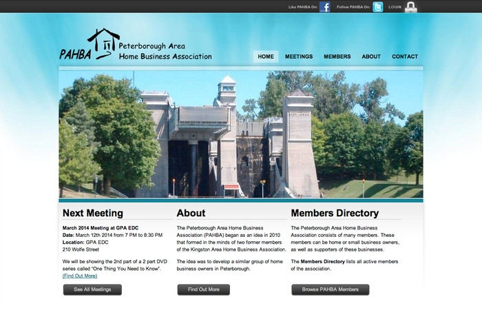 Peterborough Area Home Business Association Home Page
