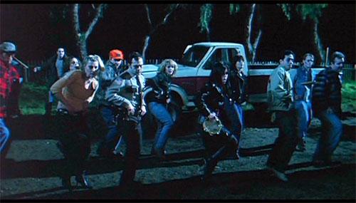 Voodoo Zombies Dance in Dead and Breakfast