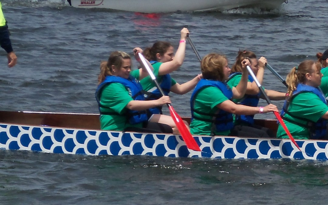 Dragon Boats, Dragon Video Games