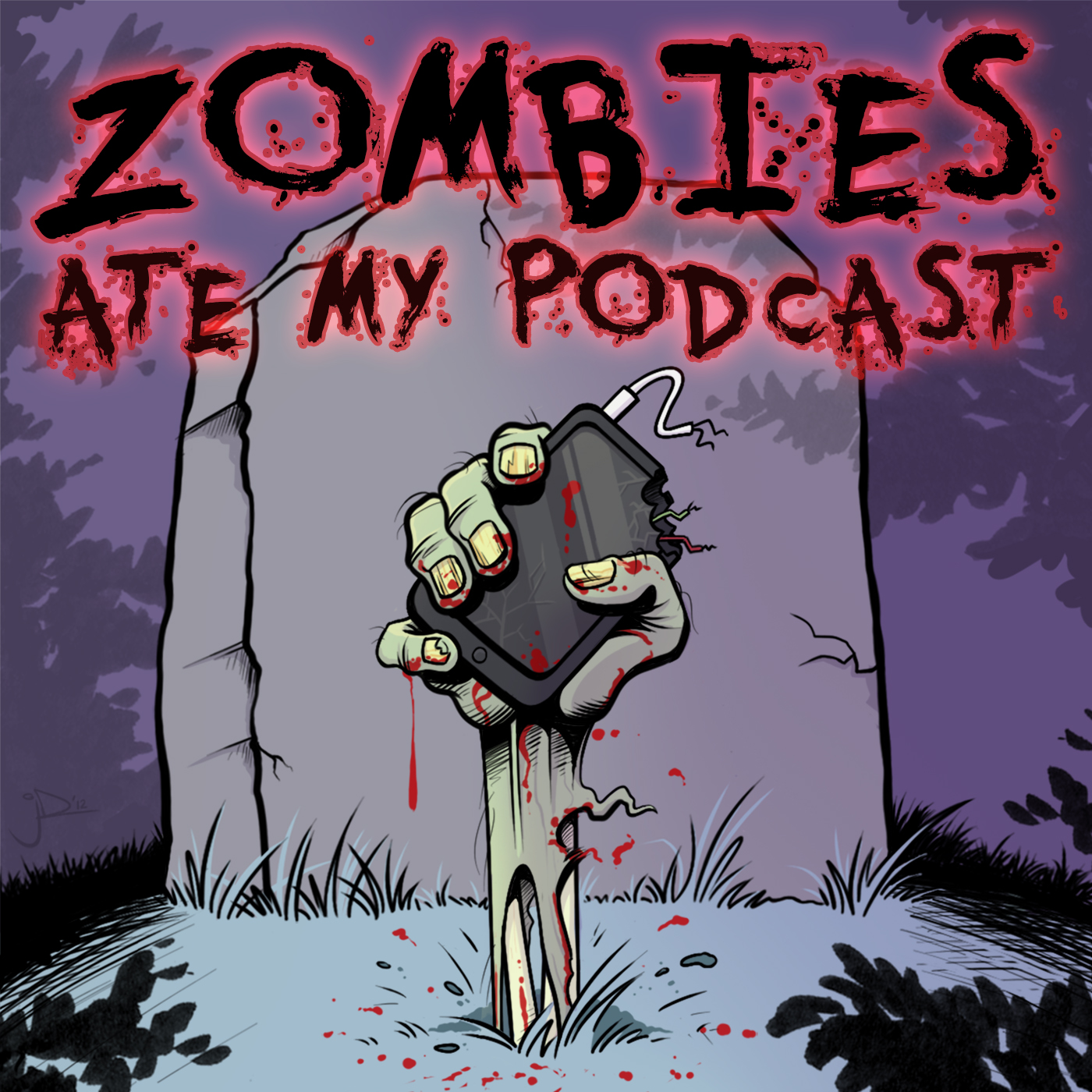 Zombies Ate My Podcast